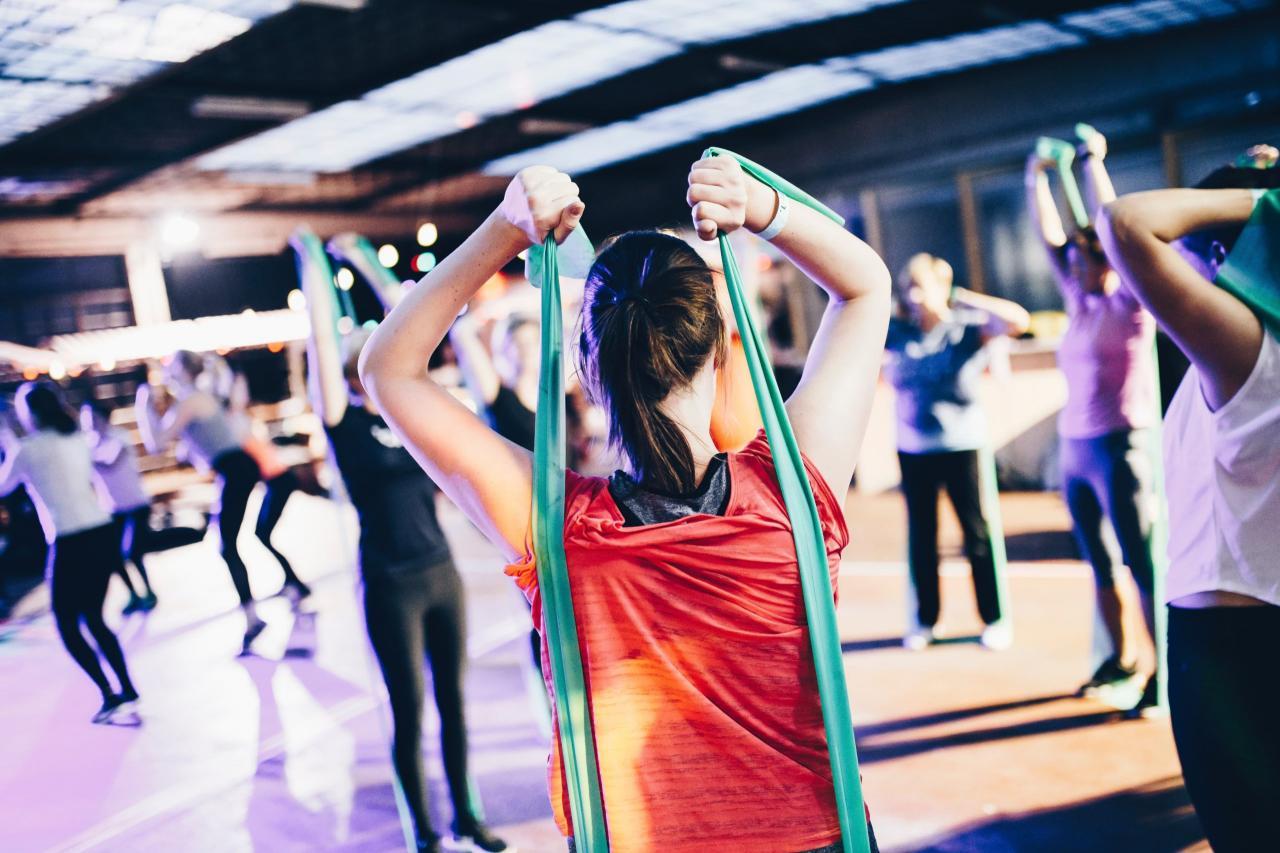 actividades en gimnasios