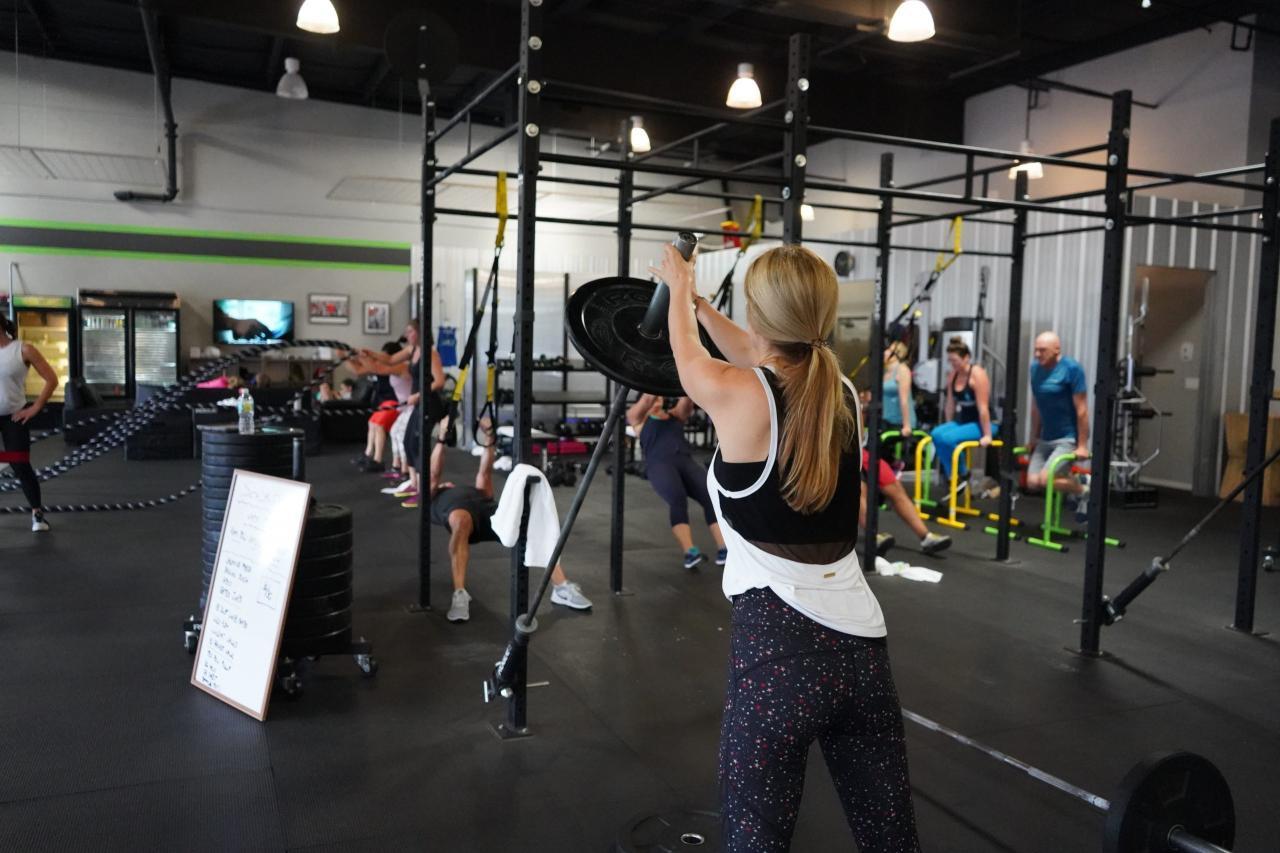 montar gimnasio en un centro deportivo