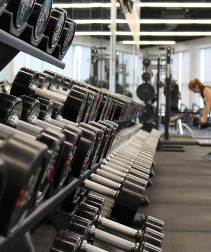 centros deportivos montar gimnasio